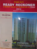 Stamp Duty Ready Reckoner and Market Value of Properties in Thane 2014-Sunit Gupta, Santosh Kumar