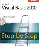 Microsoft Visual Basic 2010 Step by Step w-cd-Michael Halvorson