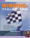 Winning Its all in Your Head DVD-Denis Waitley