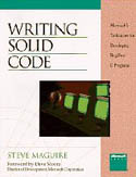 Writing Solid Code-Steve Maguire